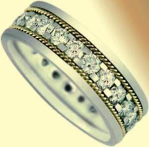 جایگاه پالادیوم در صنعت جواهر سازی