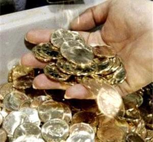 سکه بهار آزادی یکی از مسکوکات طلای قانونی در جمهوری اسلامی ایران است، که جایگزین سکههای طلای پهلوی شدهاست. از سال ۱۳۵۸ تاکنون، به مناسبت و یادبود بهار پیروزی انقلاب اسلامی، انواع سکههای بهار آزادی در دو طرح متفاوت، و در قطعهای مختلف ضرب شدهاند. عیار طلای این سکهها - اعم از طرح قدیم و جدید - ۹۰۰ در هزار است.