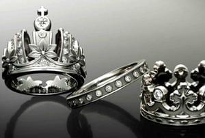 حلقه های ازدواج شاهزاده های سلطنتی
