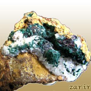 مالاکیت (Malachite) - ویژگی ها و مشخصات