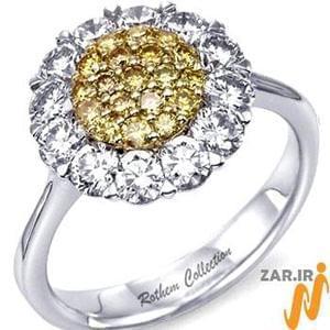 حلقه های فلاور (flower ring)، بهترین هدیه طلا برای زنان