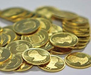 قیمت ربع سکه