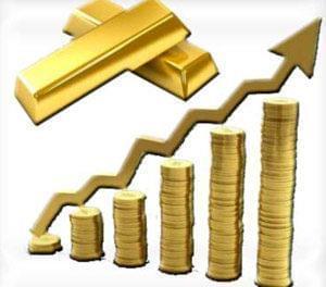 ۲ عاملی که طلا را گران کرد