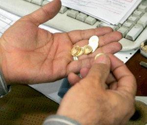 قیمت روز سکه - قیمت روز طلا - دوشنبه ۱۵ مهر ۹۸