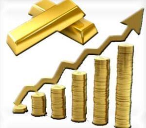 بیماری رئیس جمهور آمریکا به نفع طلا و ضرر سهام تمام شد