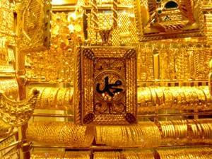 رشد قیمت طلا مهار شد