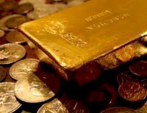 طلای جهانی بیش از ۱۰۰ دلار ریزش کرد