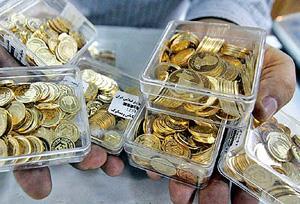 پیش بینی قیمت طلا با نگاه به روند دلار / سکه یک پله عقب نشینی کرد