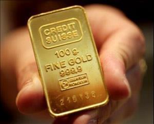 قیمت طلای جهانی ۳۵ دلار ارزان شد